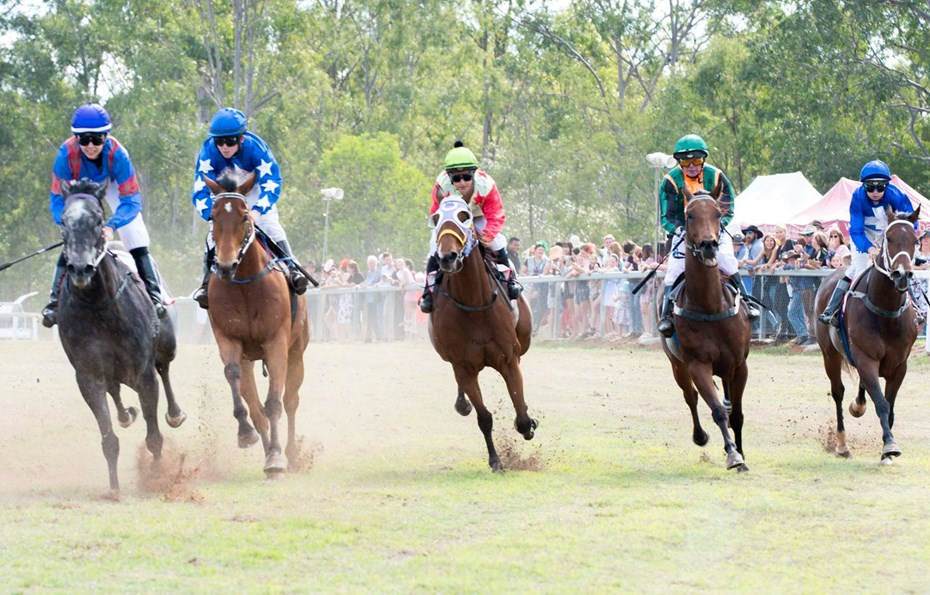 About Eidsvold Race Club
